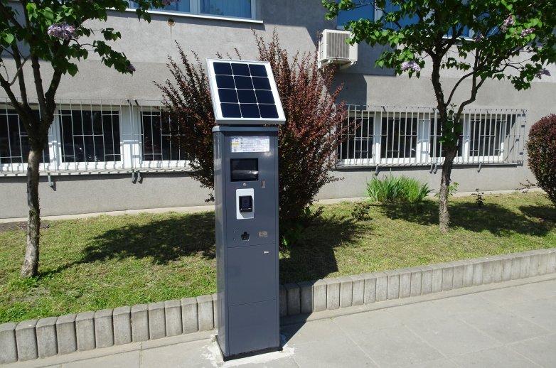 Nowy parkomat w Częstochowie